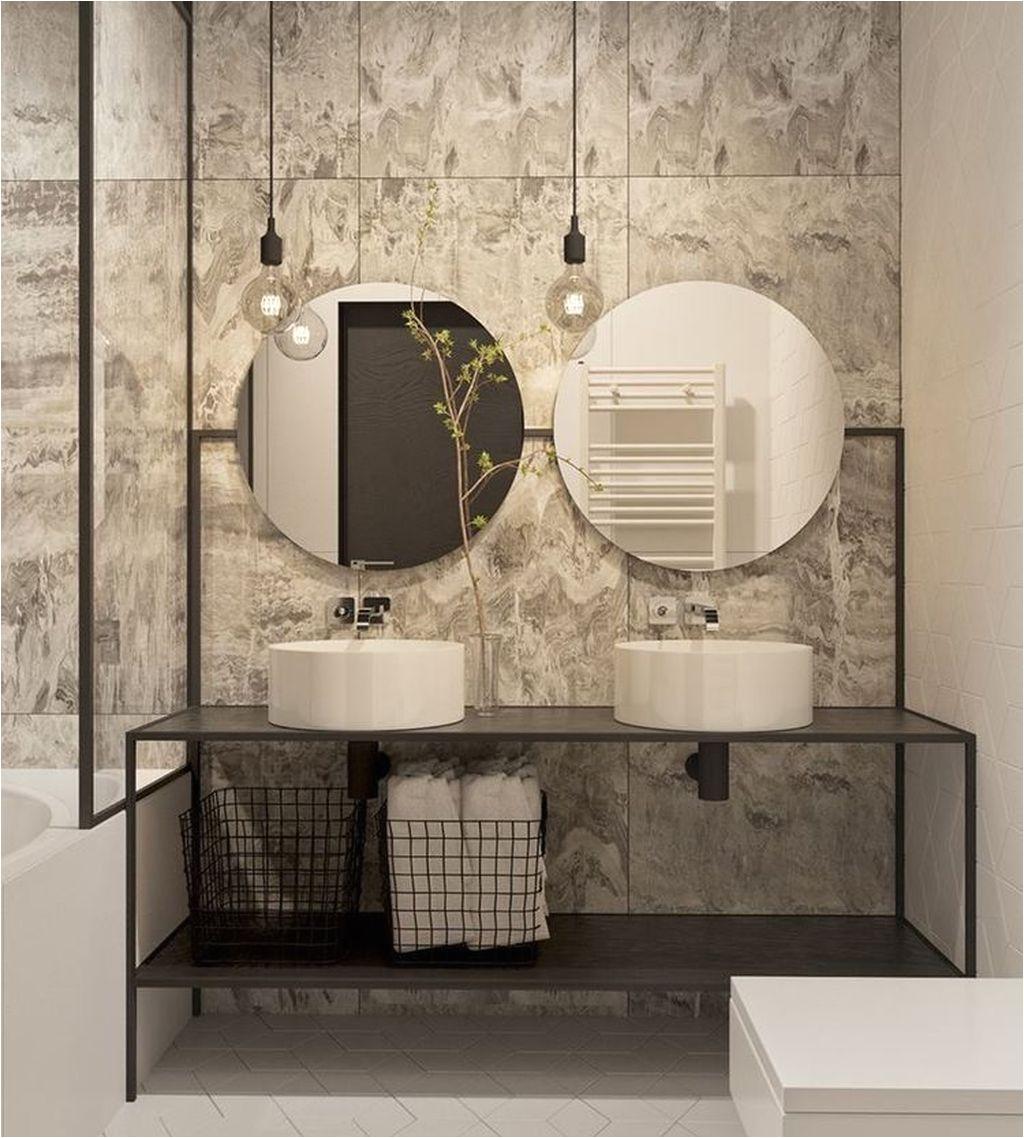 44 Popular Modern Contemporary Bathroom Design Ideas To Make Luxurious Look