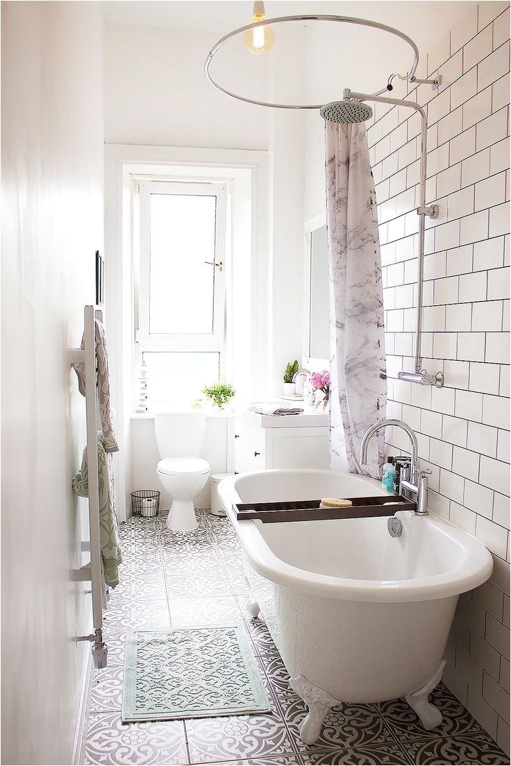 15 Tiny Bathrooms With Major Chic Factor Ideas For Small