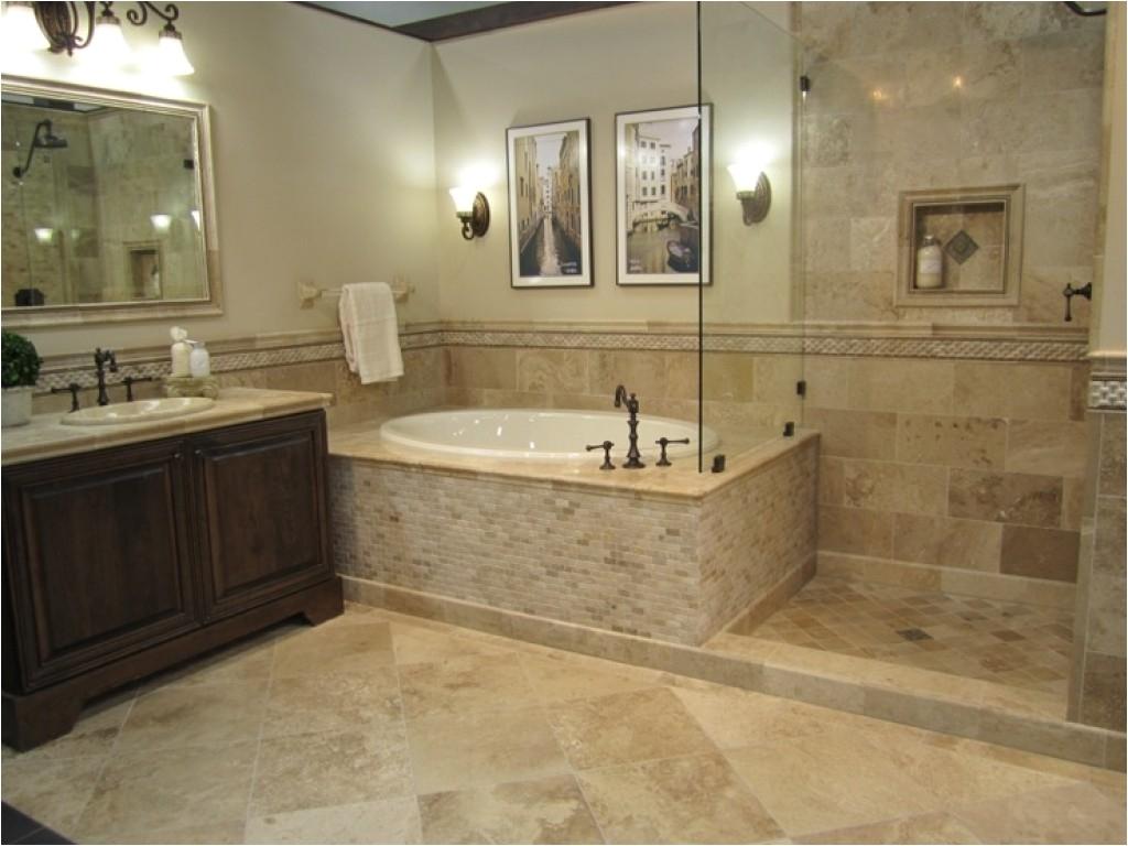 Bathroom Travertine Tileds Cool Pinteres Tiled Cleaning Travertine Shower Tile Clean Home Decor Ideas For