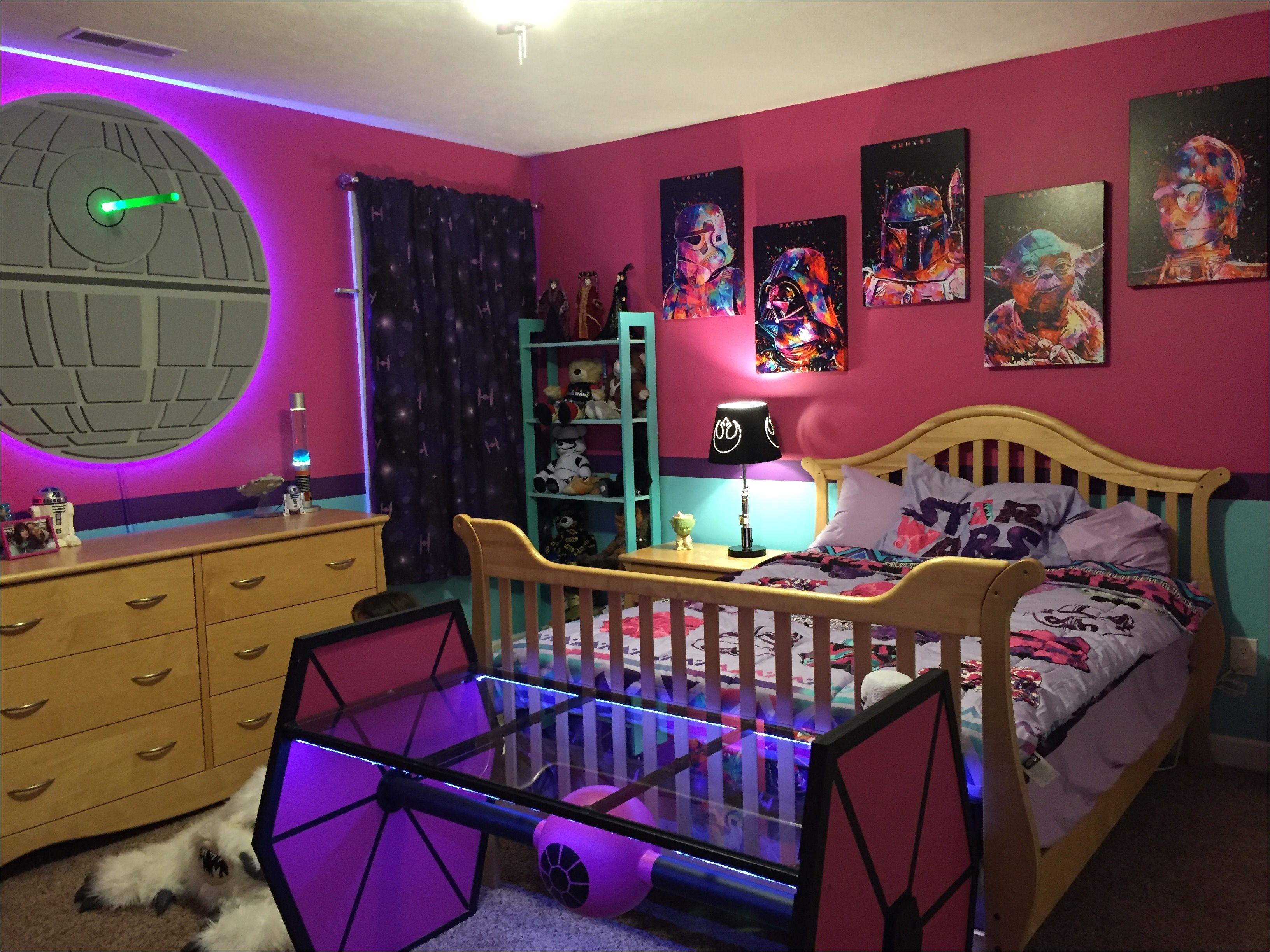 Girl s Star Wars Room 1