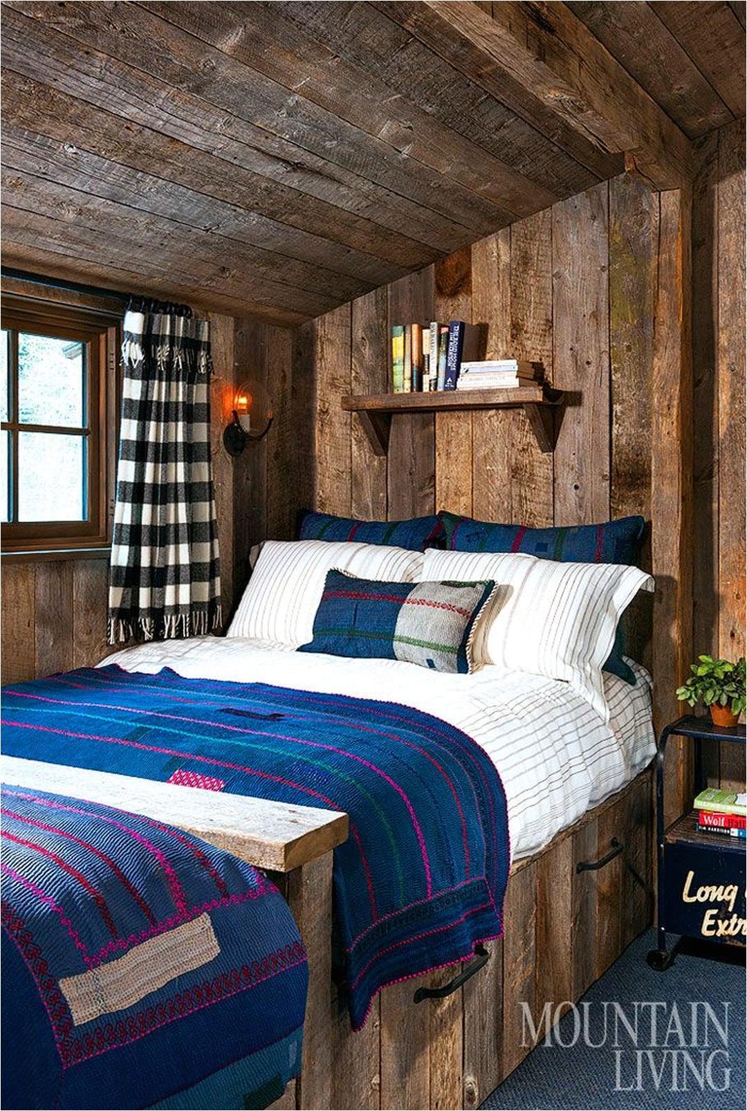 49 Gorgeous Rustic Cabin Interior Ideas