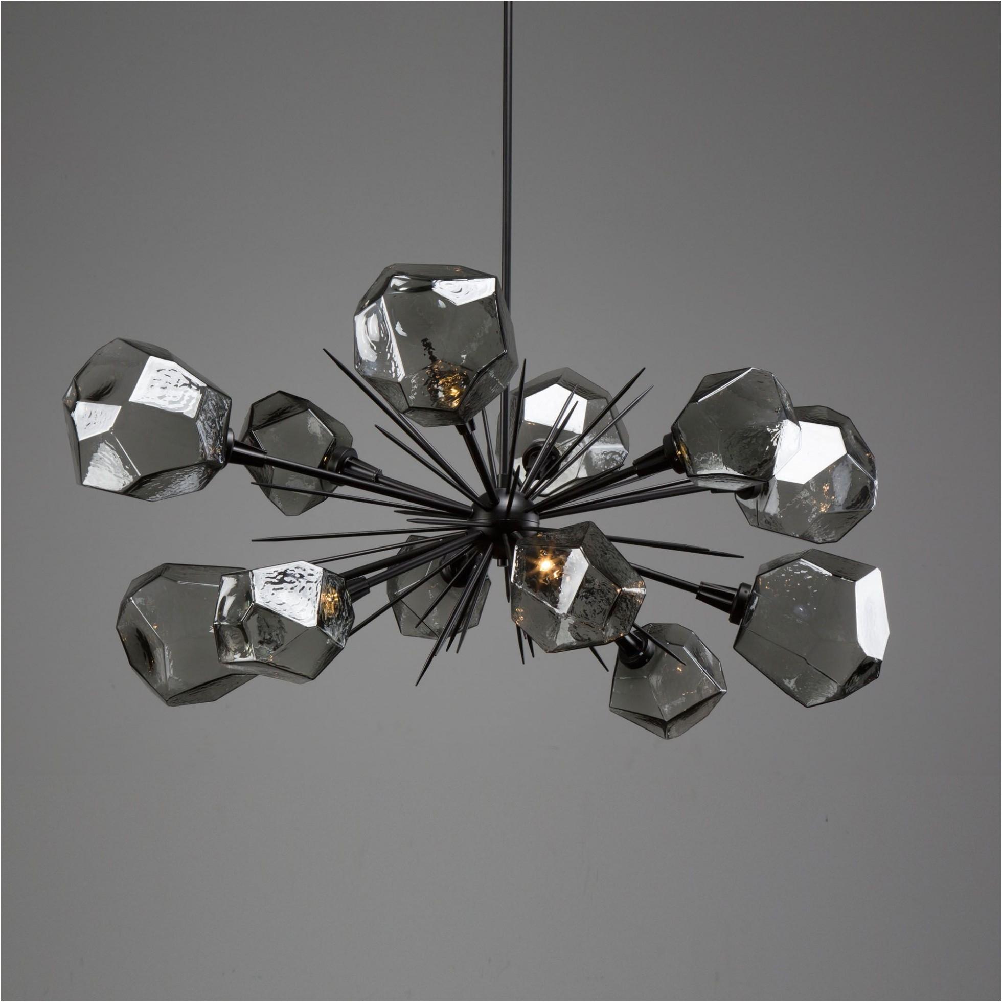 modern crystal chandeliers luxury gem oval starburst chandelier plb0039 0d foothillfolk designs of modern crystal chandeliers