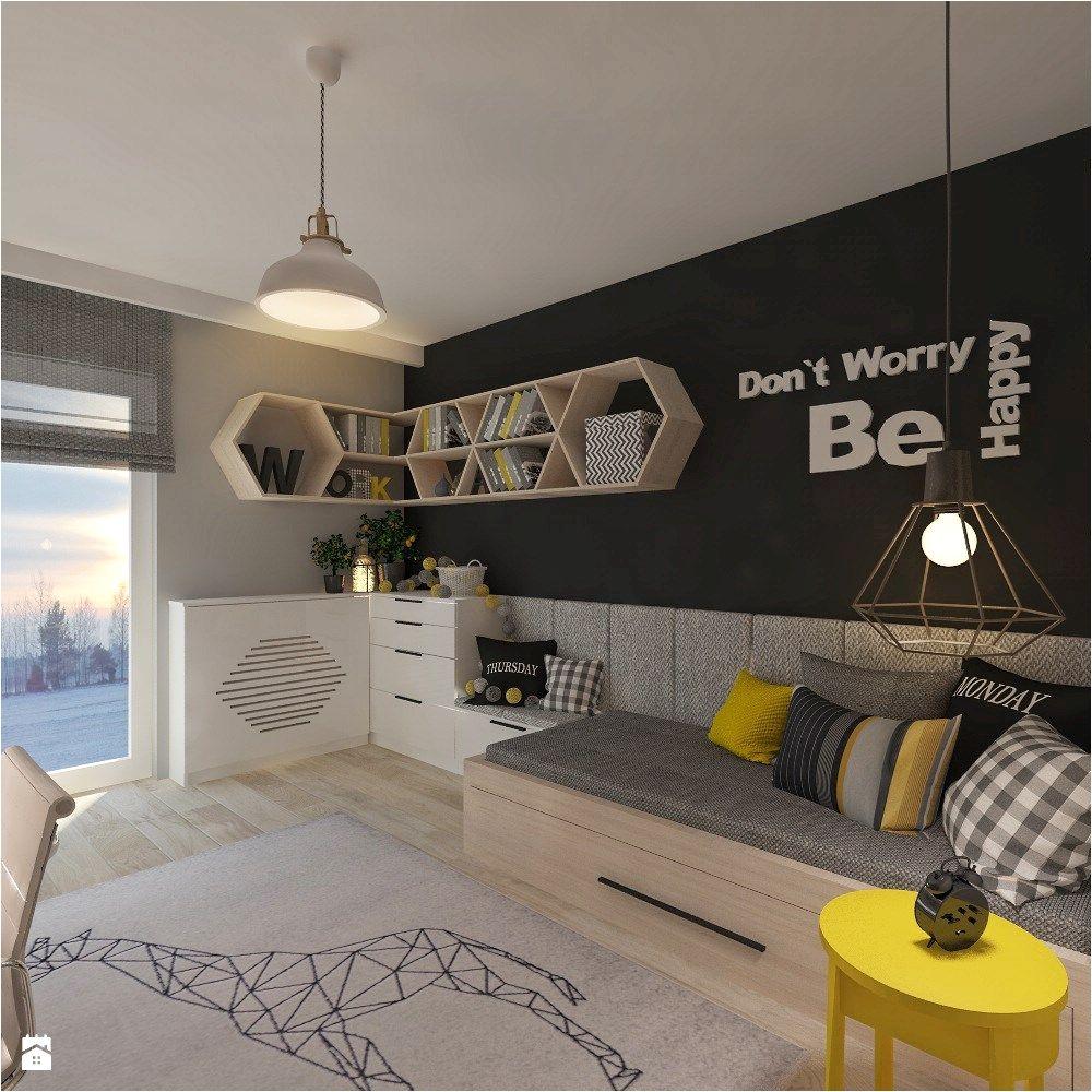 Cool Boy Bedroom Ideas Pok³j Dziecka Styl nowoczesny Zdjęcie Od Living Box Pok³j