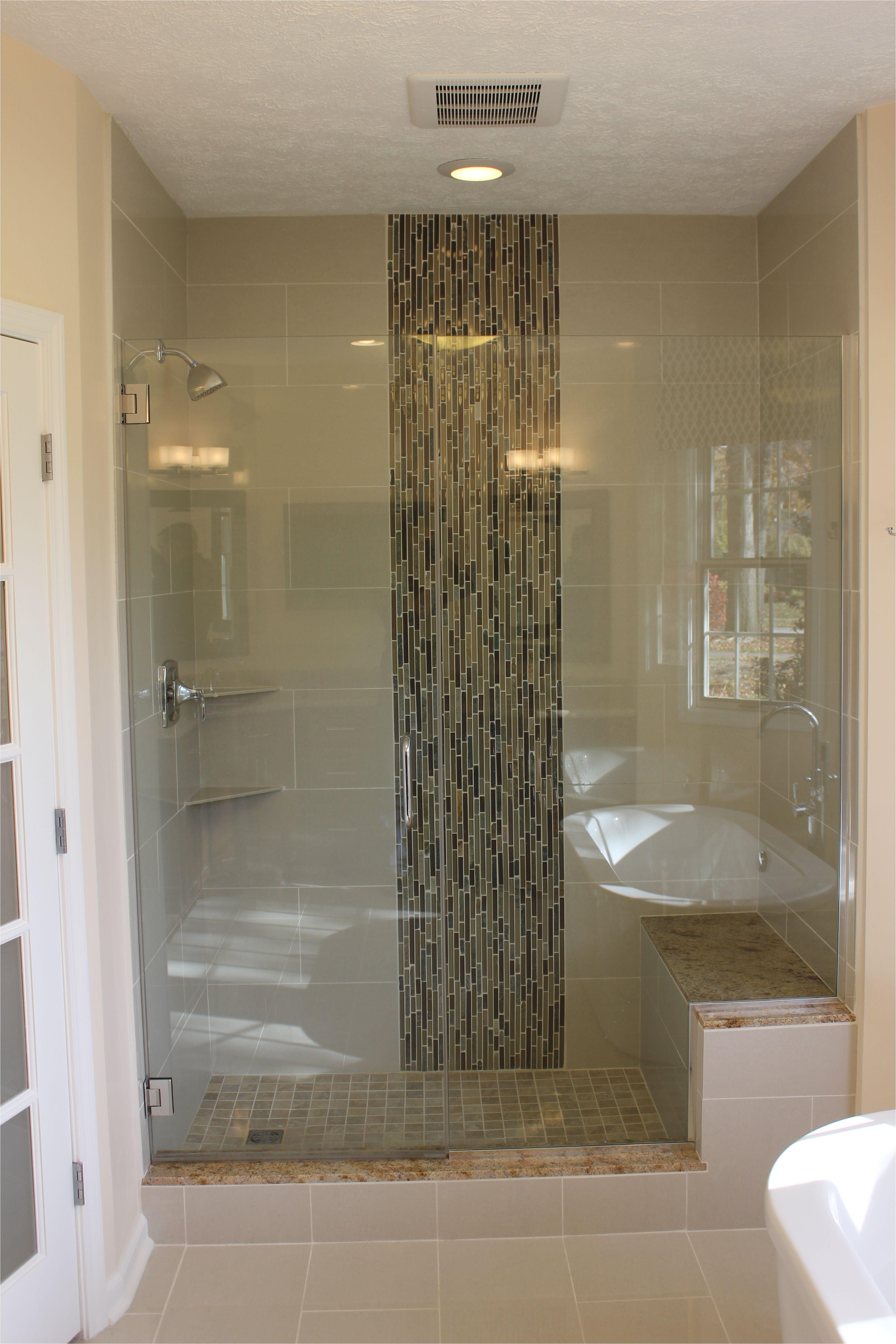 Custom Bathroom Design Ideas Bathroom Remodel Custom Shower Custom Shower Door Subway Pattern