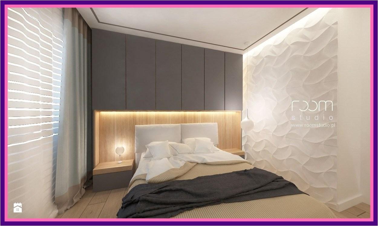 Best Sypialnia Styl Minimalistyczny Zdje Od Room Studio Picture Interior Design Sketch Small Bedroom small