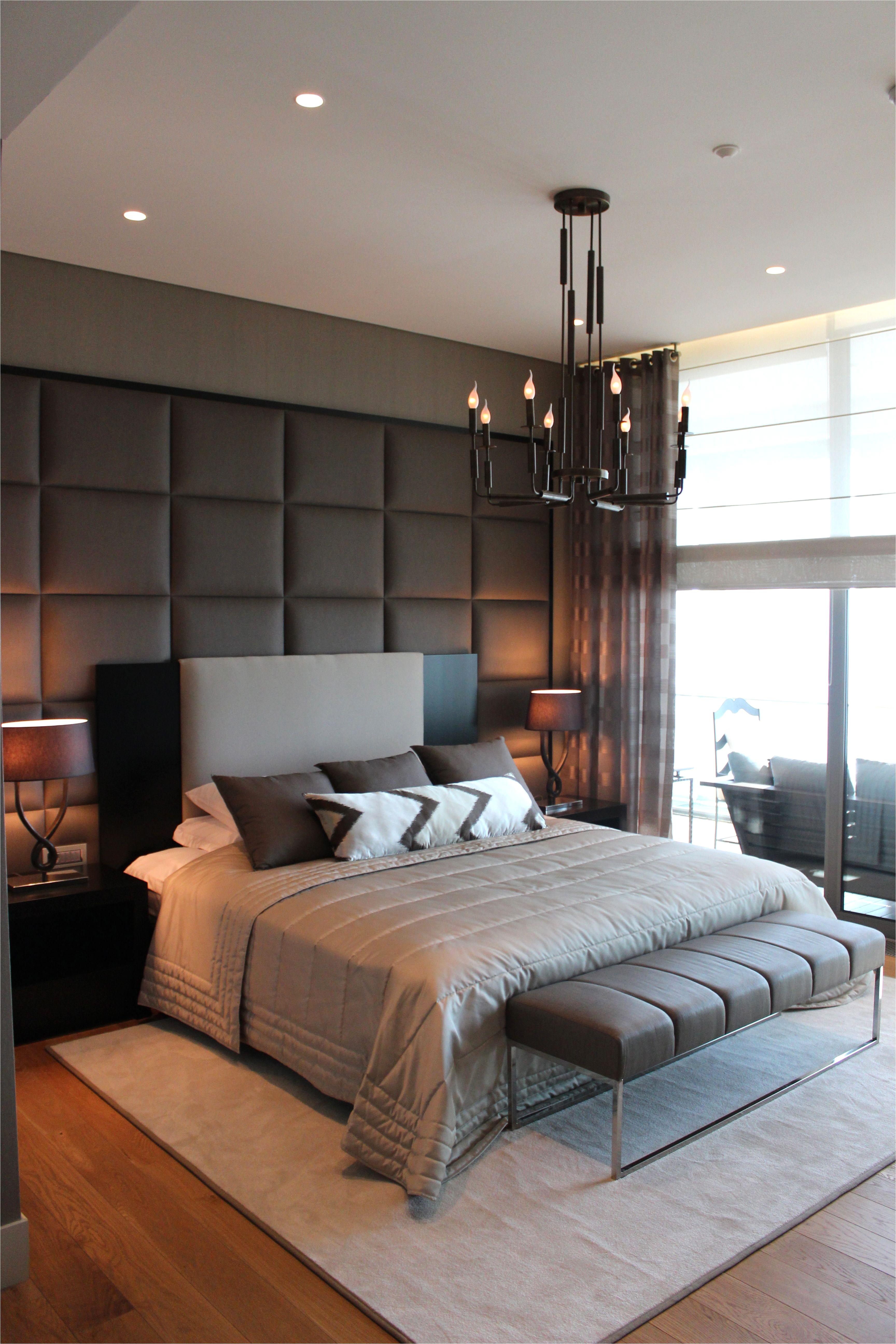 Designer Master Bedrooms Décoration De Chambre 55 Idées De Couleur Murale Et Tissus