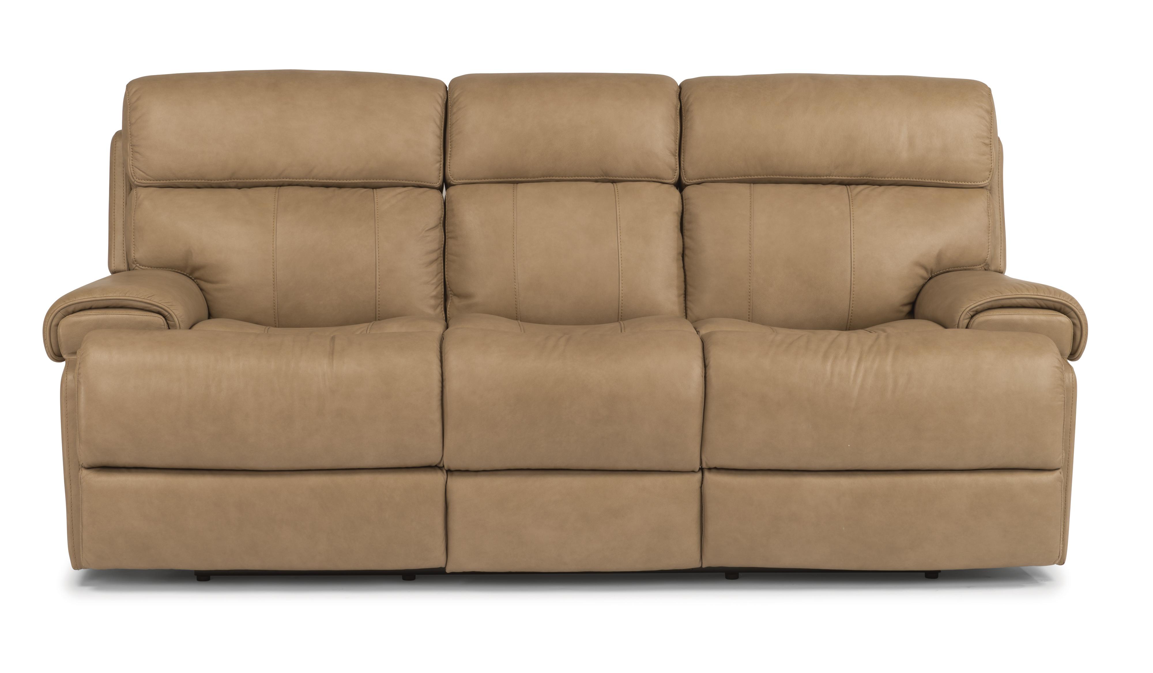 Flexsteel Latitudes Margot Power Reclining Sofa Item Number 1441 62P 832