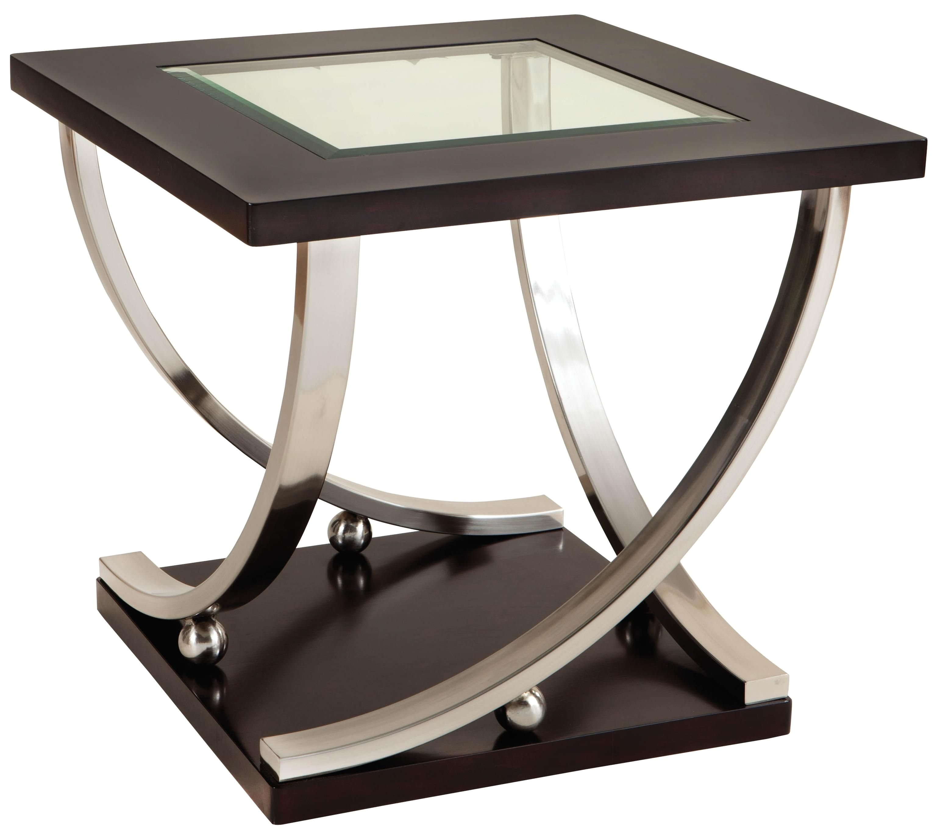 Merlot Square Coffee Table