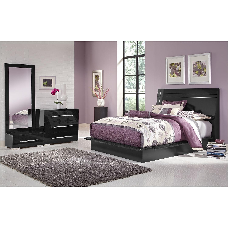 grey and purple bedroom ideas for women breakfast nook Dining Scandinavian Expansive Concrete Home Remodeling Garage Doors