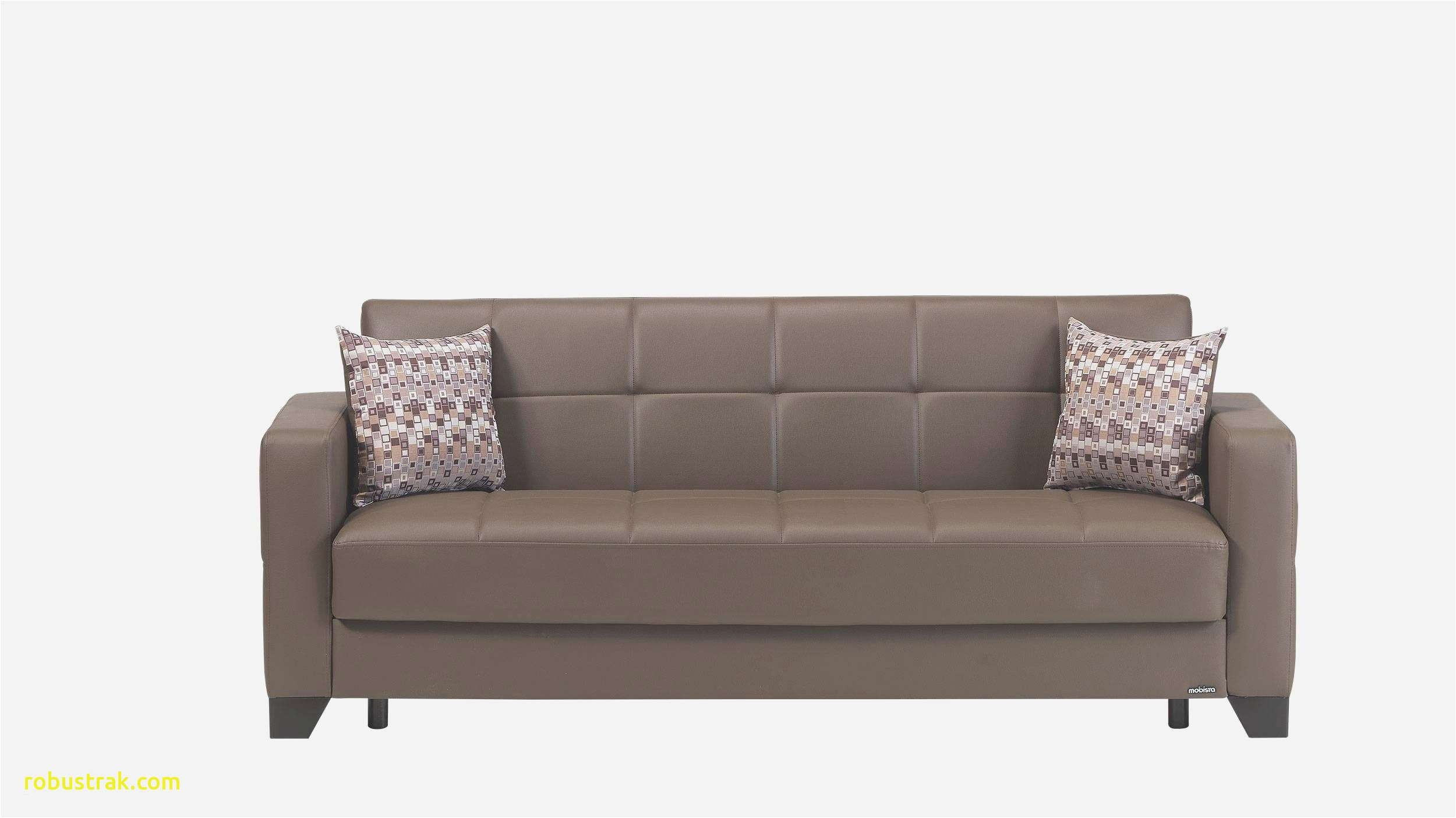 Green Sleeper sofa 15 Shiny Brown Fabric sofa