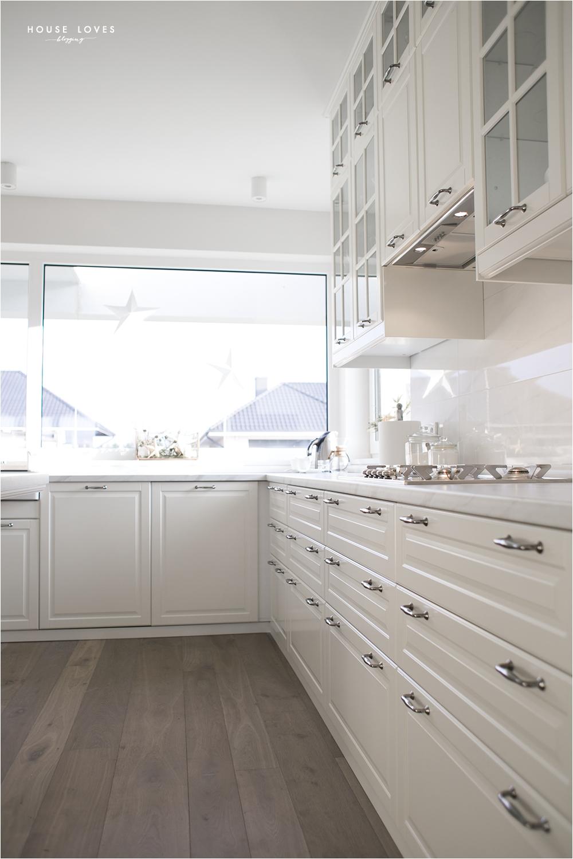 white ikea bodbyn kitchen More