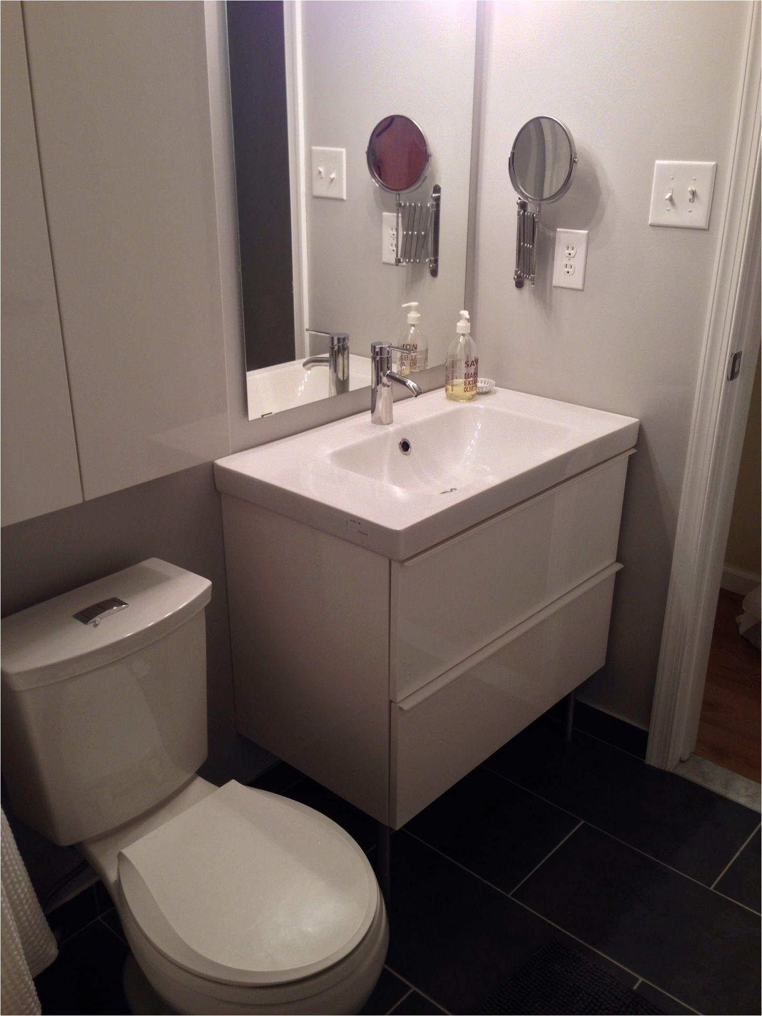 Ikea Small Bathroom Design Ideas Godmorgon Odensvik Google Search Home