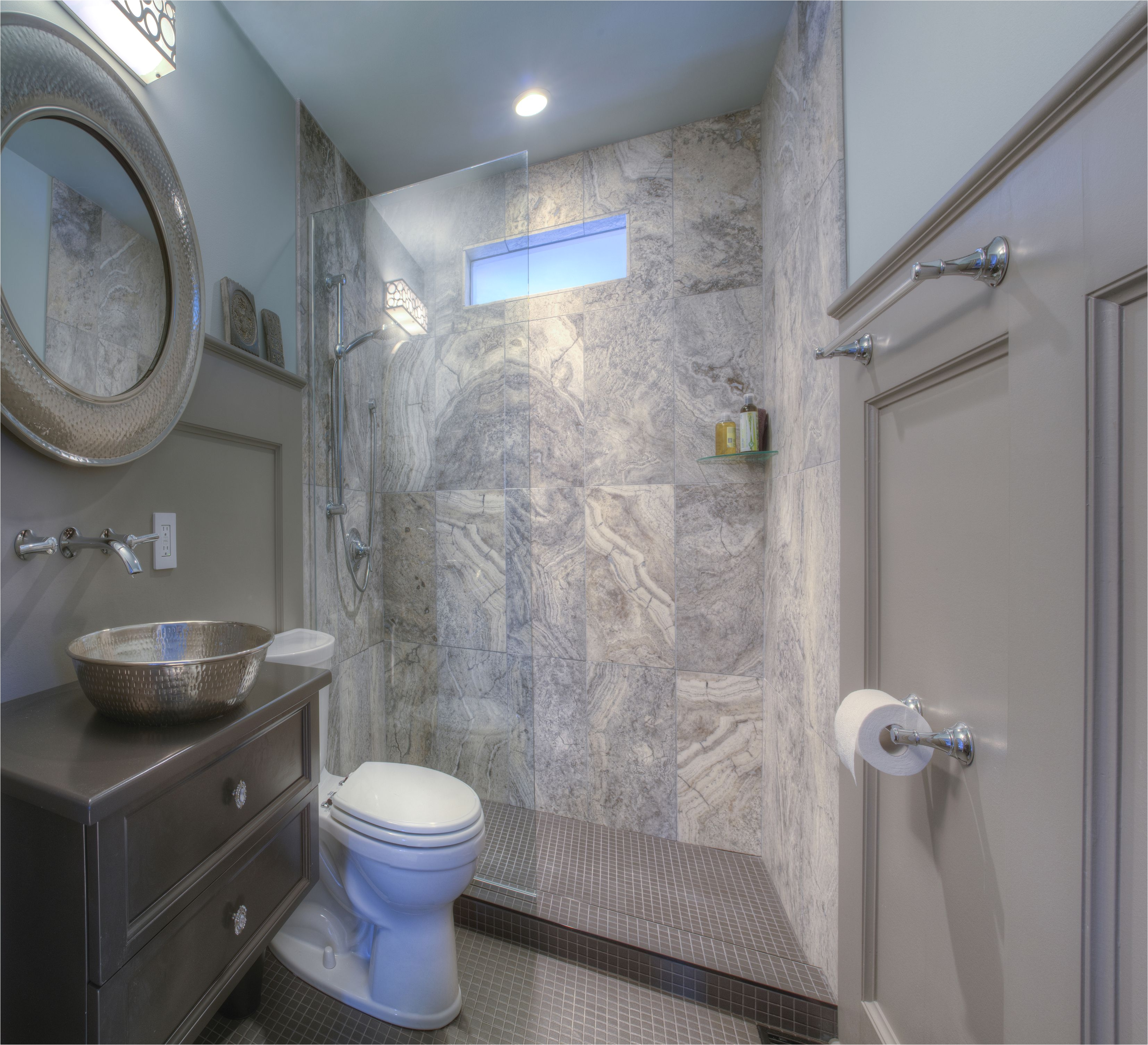 wide angle view of a very small bathroom 5a948d45ba a8a210