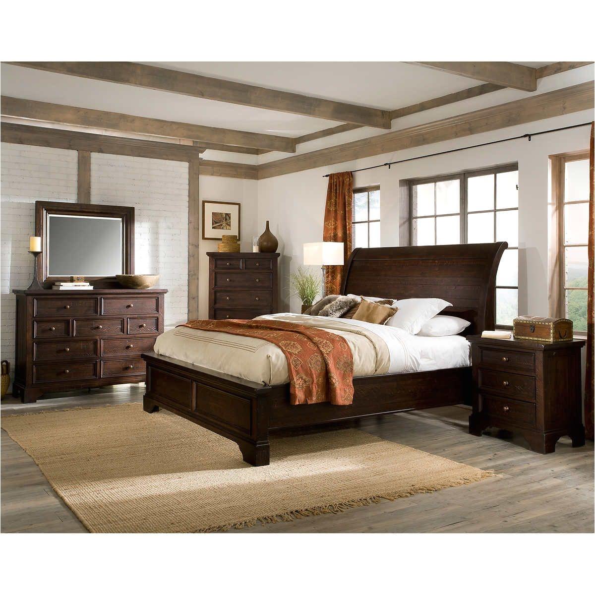 Bedroom Design Telluride 6 Piece King Bedroom Set King Bed In A Bag Black King Bedroom Sets Black Leather King Bedroom Sets Ideas Cozy Bedroom Design Ideas