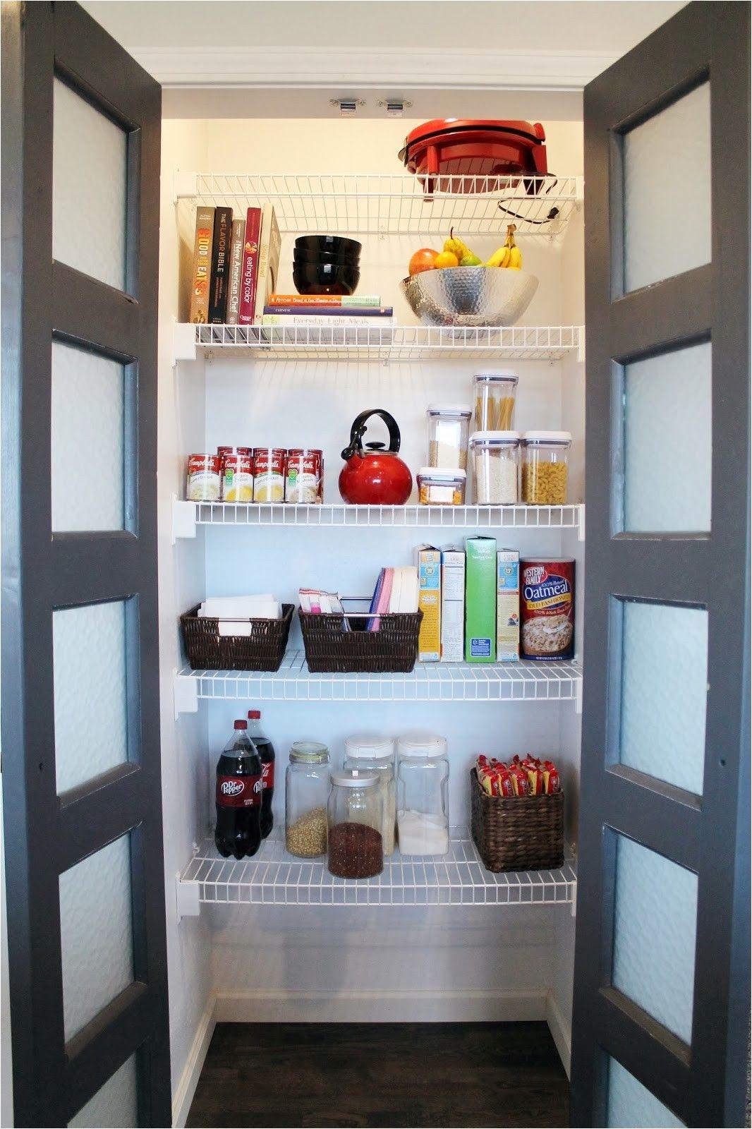 100 DIY Simple Organized Pantries on Bud