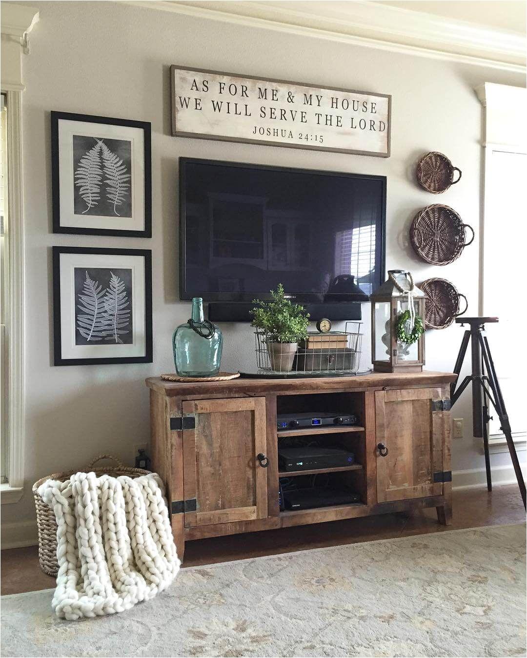 Living Room Shelf Decor Ideas 35 Rustic Farmhouse Living Room Design and Decor Ideas for Your Home