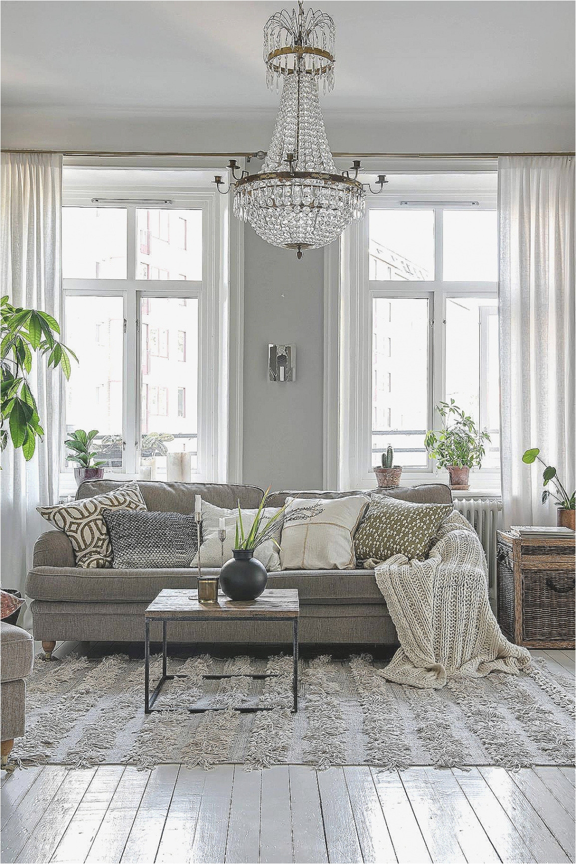 "Living Room with Kivik sofa Awesome Small Living Room with Balcony Design Best Taras Zdj"""