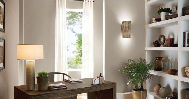 Small Home fice Neutral Color Scheme