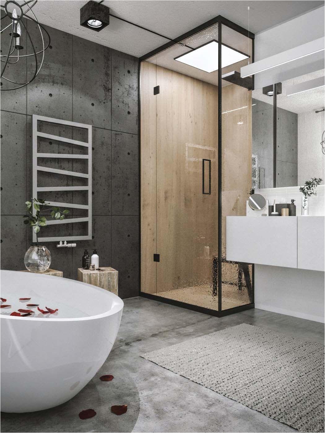 Loft Bathroom Ideas Design Chic Industrial Loft In Lithuania S Modern Updates