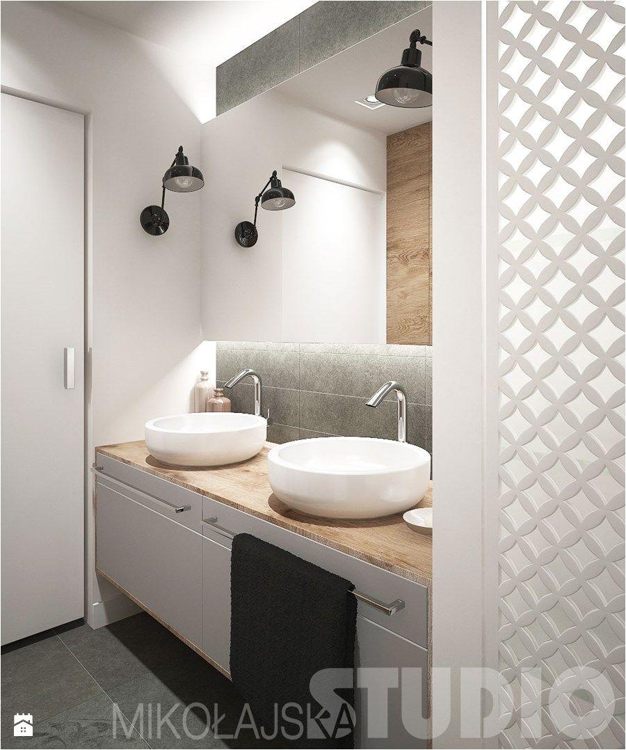 LOFT style Średnia łazienka styl skandynawski zdjęcie od MIKOŁAJSKAstudio Teenage BathroomBathroom IdeasBathroom