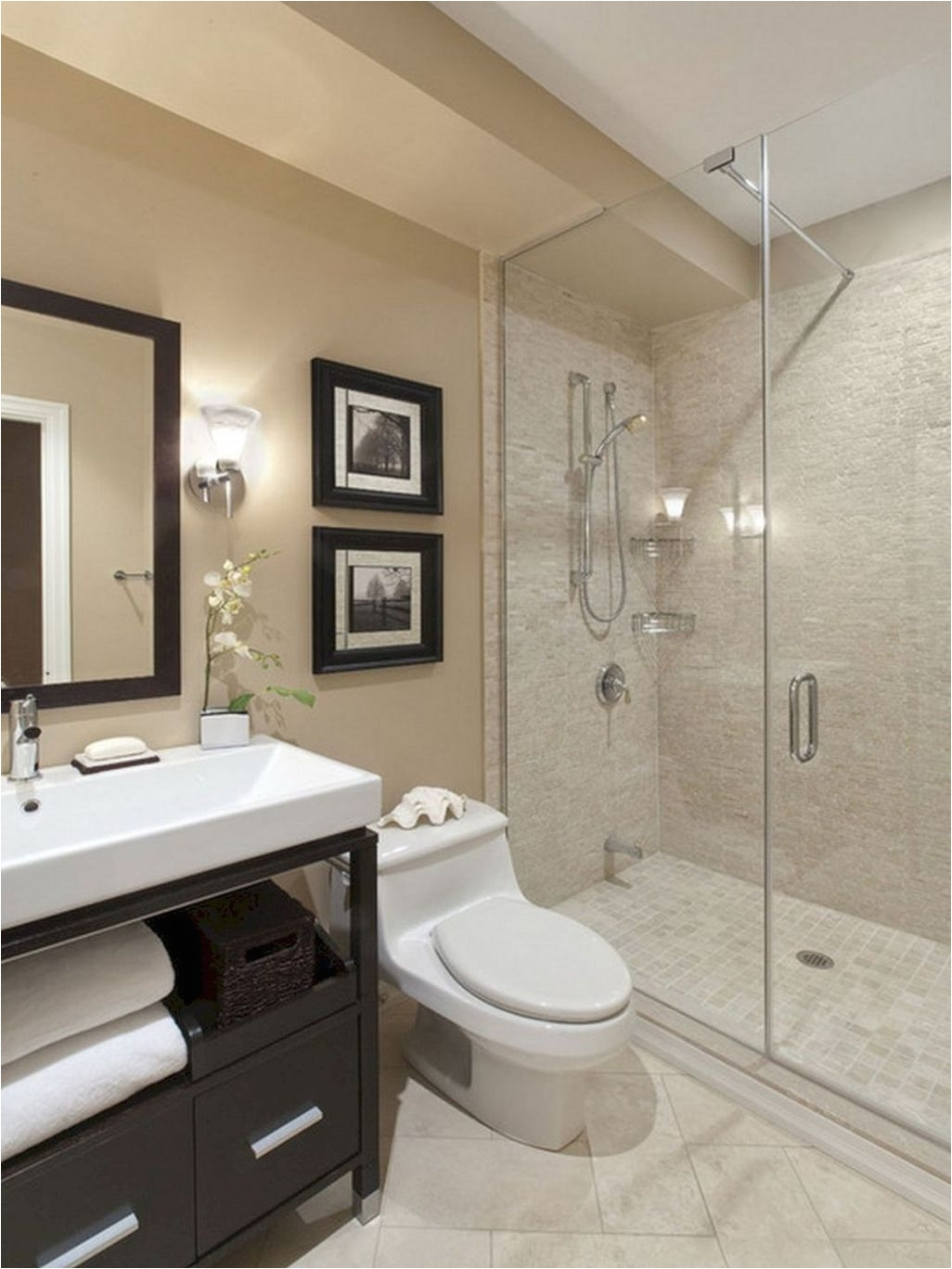 47 Modern Contemporary Bathroom Design Ideas Bathroom Inspiration Design Pinterest