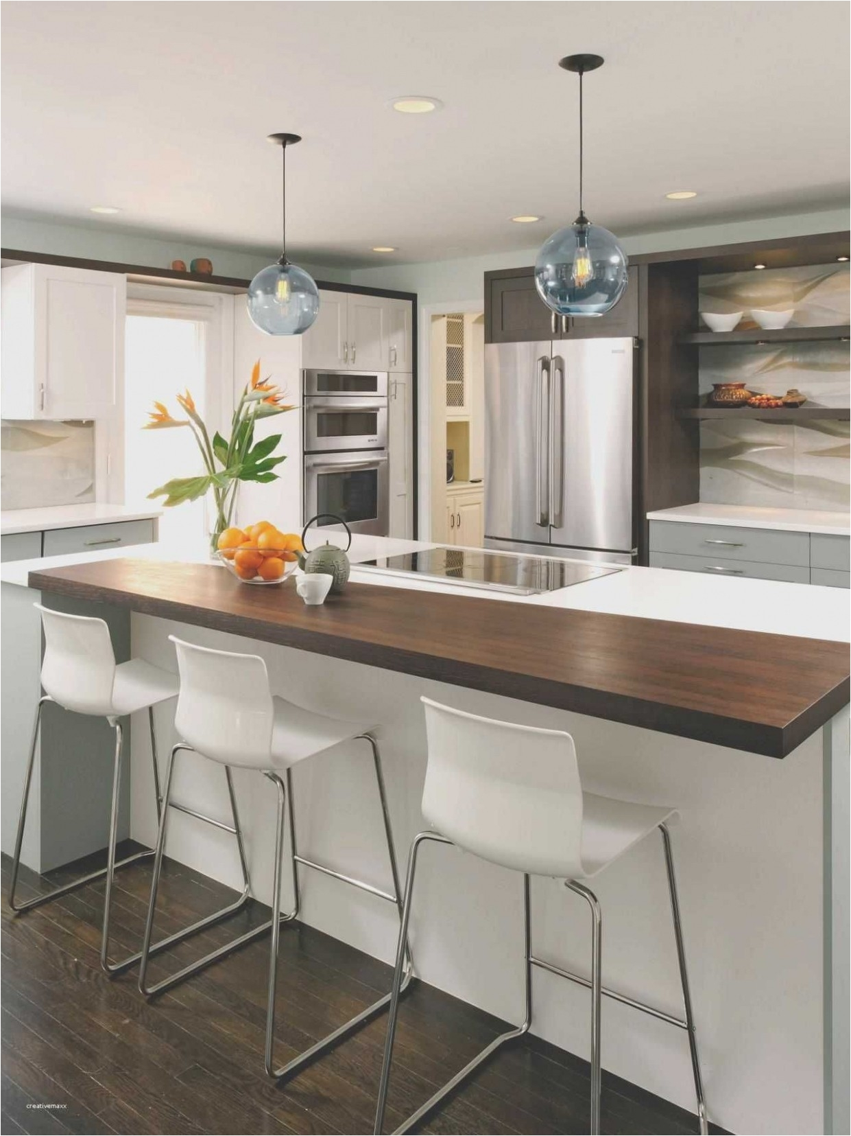 Modern Kitchen Living Room Ideas Inspirationa Modern Living Room And Kitchen Design Fresh Shaker Chairs 0d Design