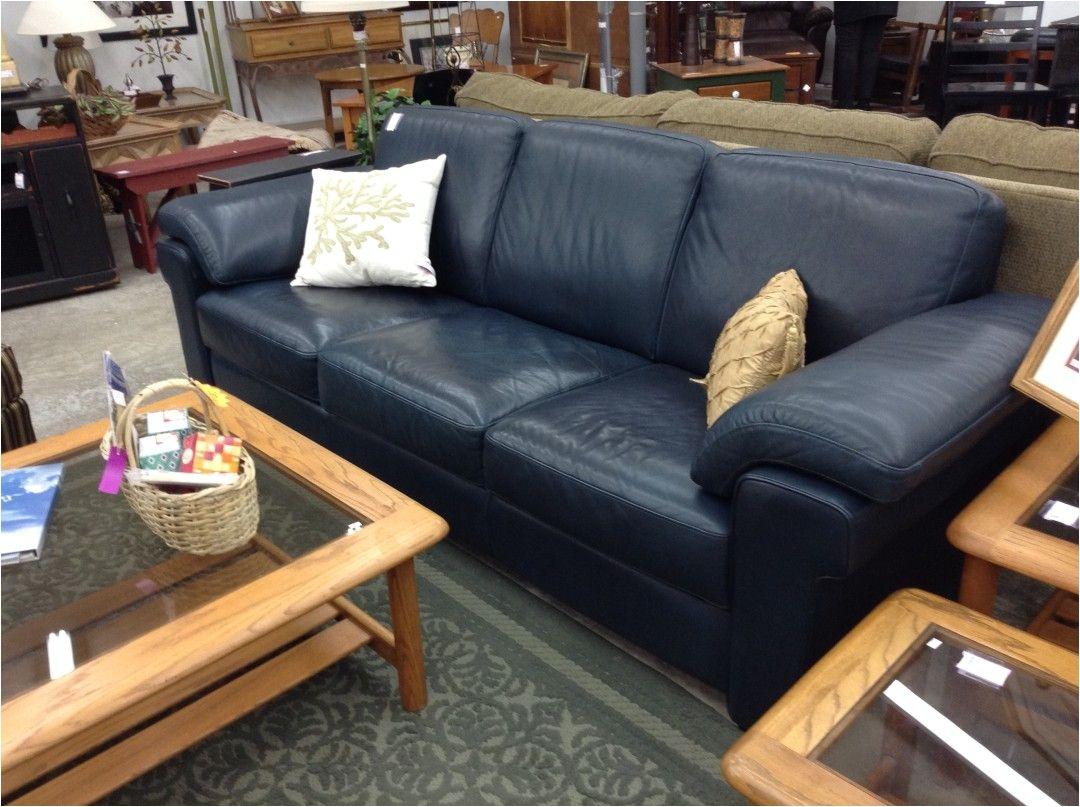 Natuzzi Leather sofa leather