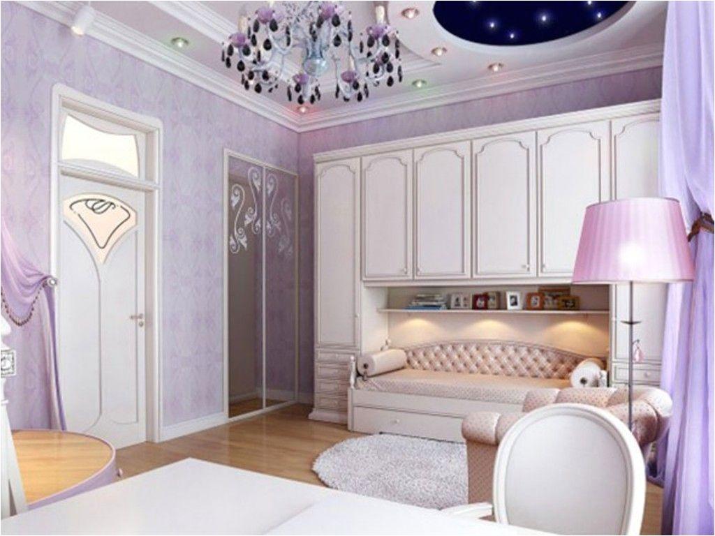 Purple Bedroom Ideas For Sweet Couple