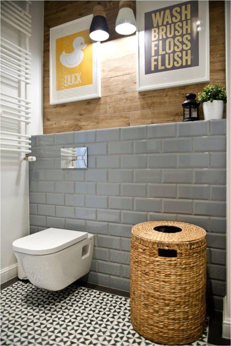 Clever diy small bathroom decor ideas 44 retrohomedecor
