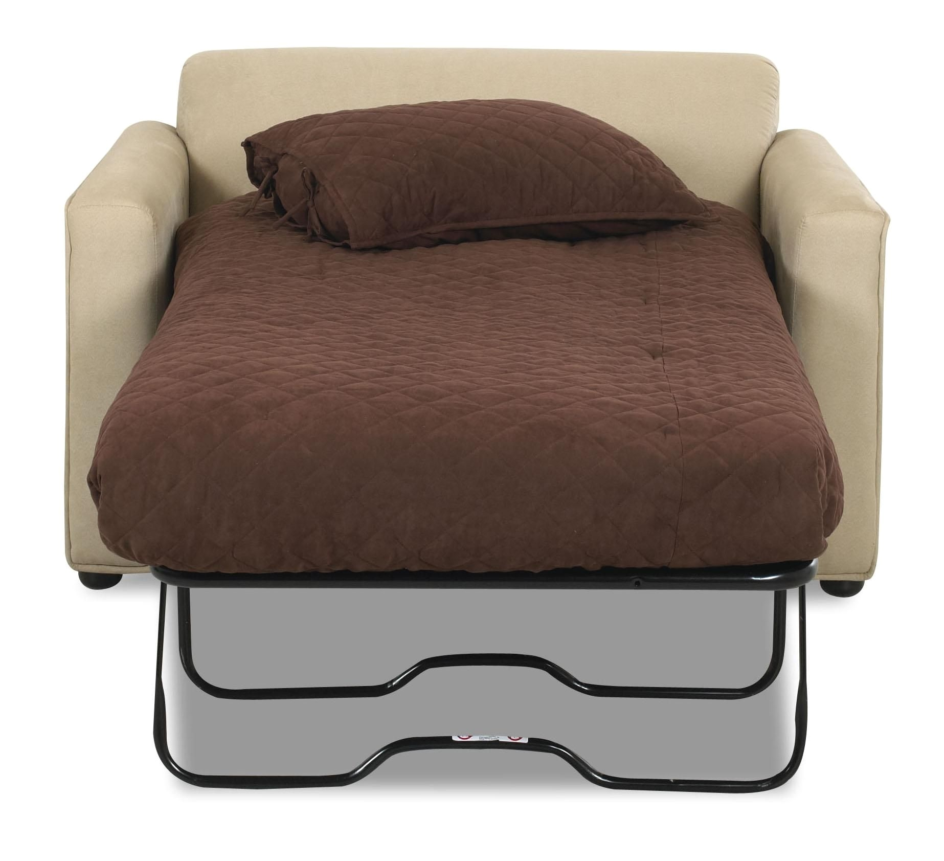 Sketch of Twin Size Sleeper Sofa