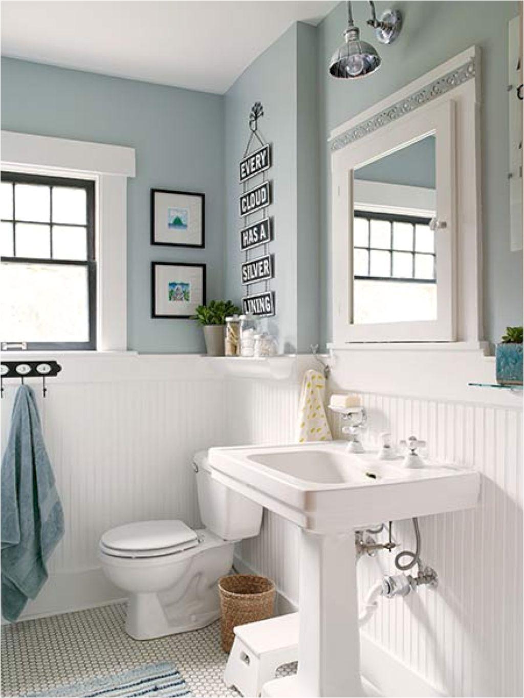58 Cottage Bathroom Design Ideas
