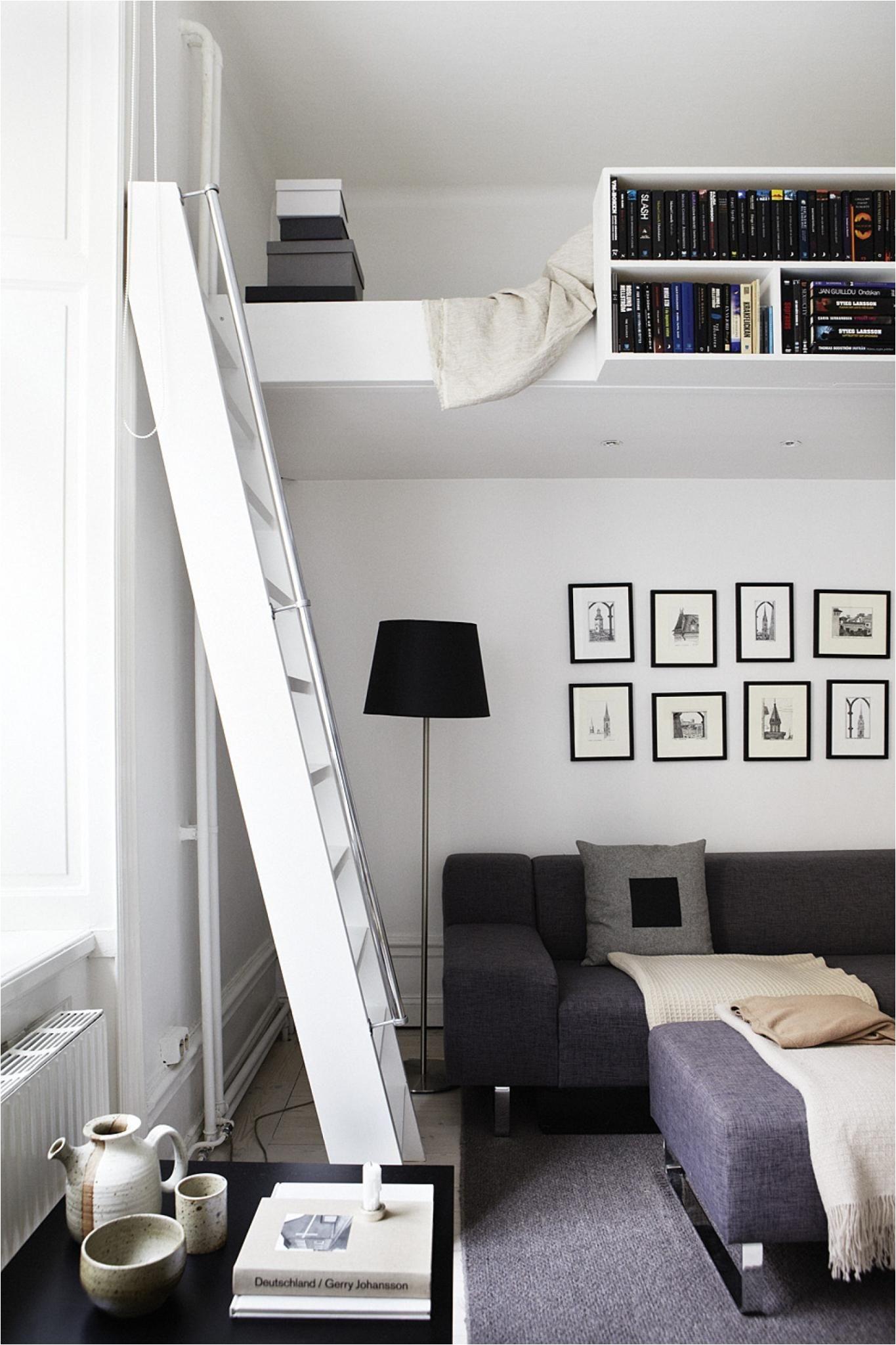 Small Loft Bedroom Ideas Upplandsgatan 67 Fantastic Frank Bedroom Pinterest