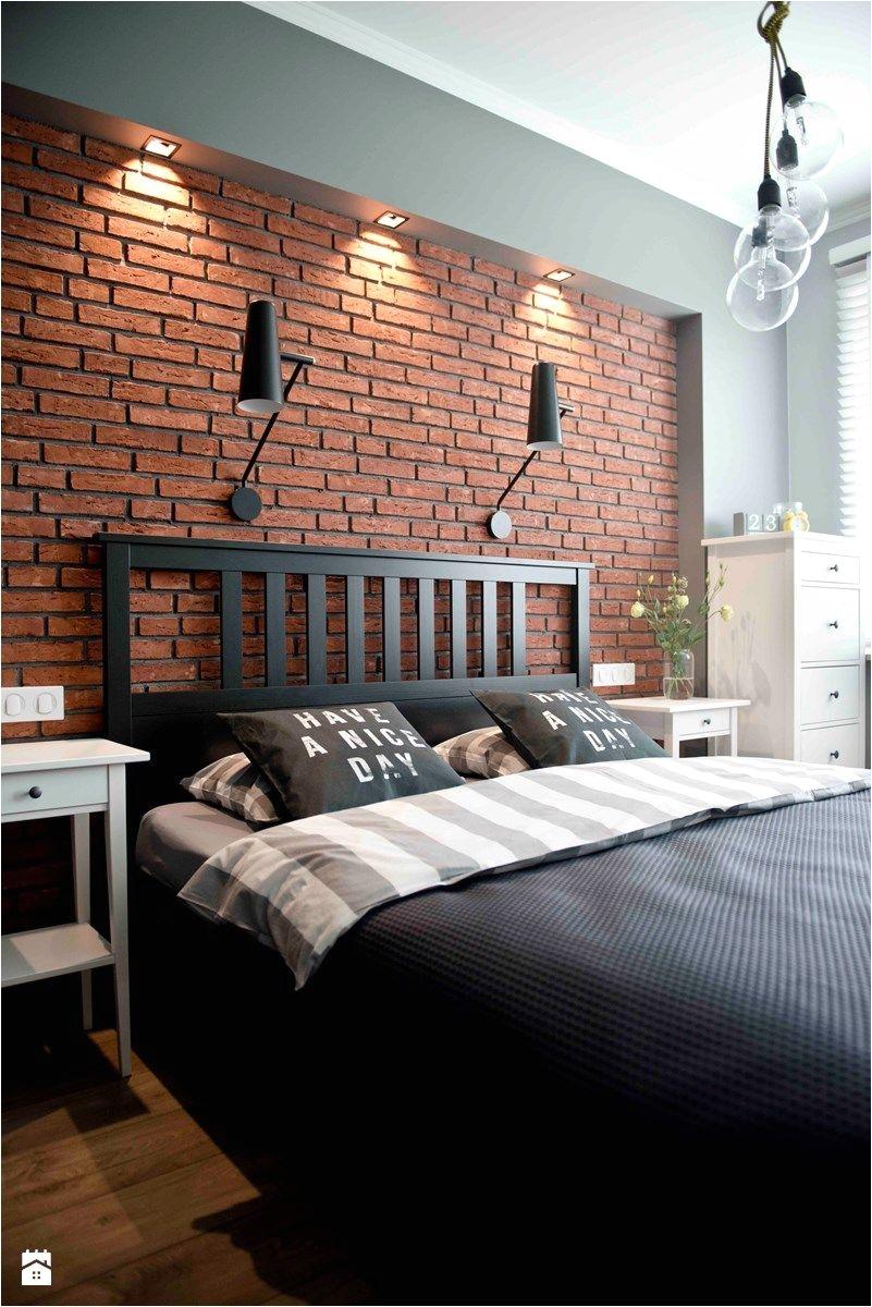 Retro and the minth Średnia sypialnia małżeńska styl skandynawski zdjęcie od SHOKOsign