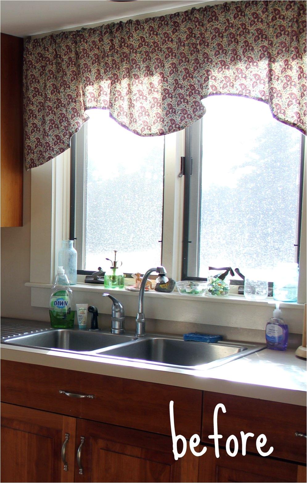 Kitchen Curtain Ideas Kitchen Window Curtain Ideas Tjihome