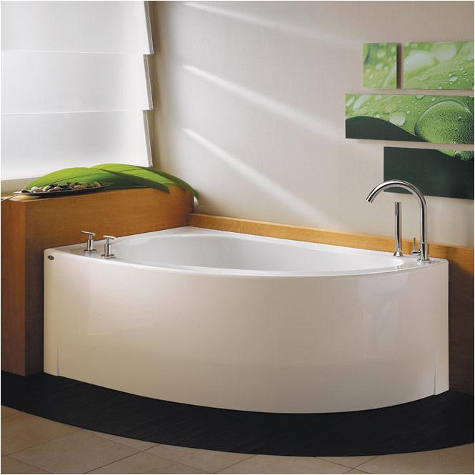 36 Bathtubs Neptune Wind 60×36 Contemporary Corner Bath Tub soaker No