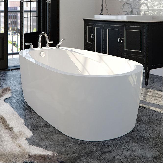 "4 Freestanding Bathtub Neptune Vapora F1 36""x72""x20 3 4""acrylic Freestanding"