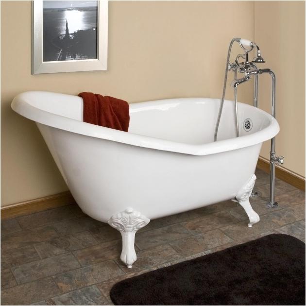 54 Clawfoot Tub 54 Clawfoot Tub Bathtub Designs