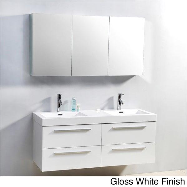 54 Inch Bathroom Vanity top Single Sink Virtu Usa Finley 54 Inch Double Sink Bathroom Vanity Set