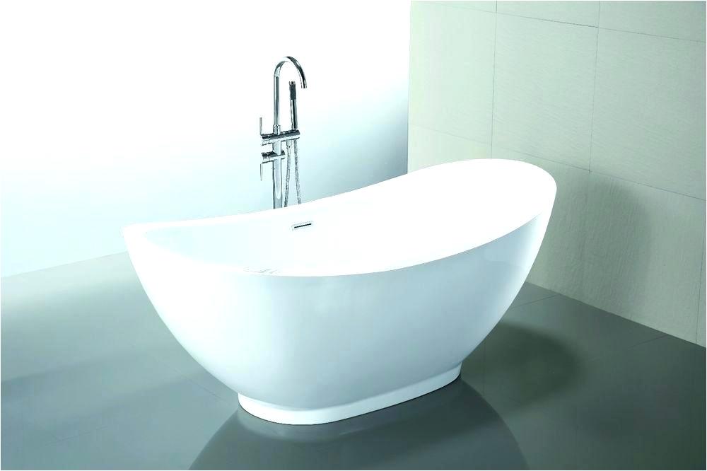54 inch freestanding bathtub