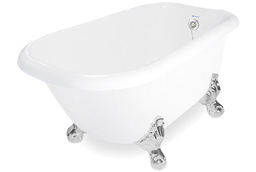 clawfoot tub selection