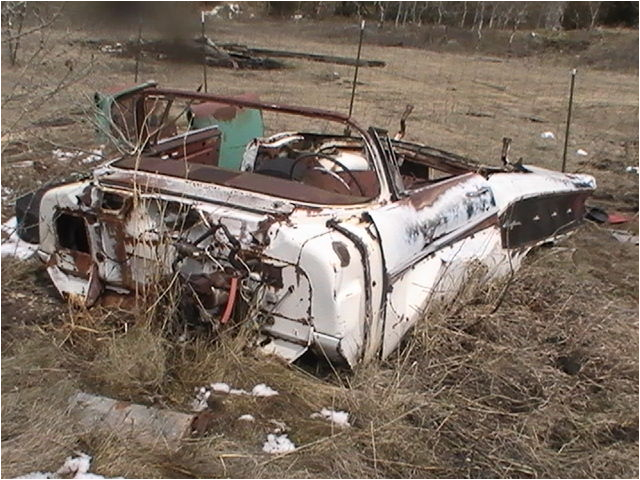 1958 58 pontiac chieftain convertible conversion tub body bonneville impala