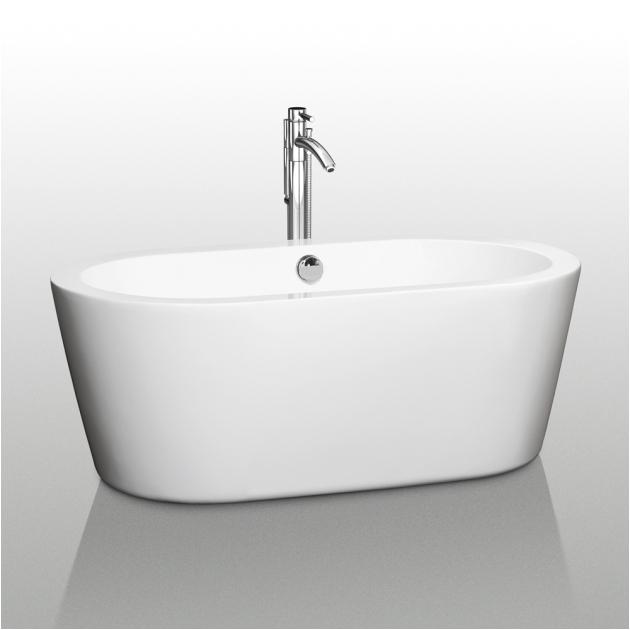 58 inch bathtub