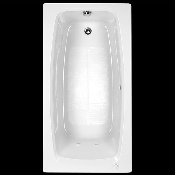 mainstream 60x32 inch whirlpool tub