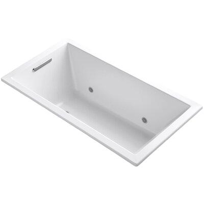 Kohler Underscore 60 X 32 Drop In Vibracoustic Bath with Chromatherapy 1168 VBC KOH