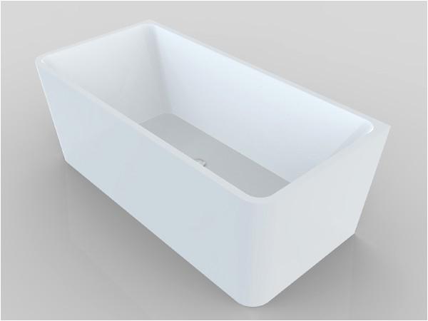 60 inch freestanding bathtub