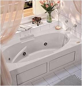 60 Inch Whirlpool Bathtub Jacuzzi Nov6036wlr2xxy 60 Inch X 36 Inch Nova Drop In