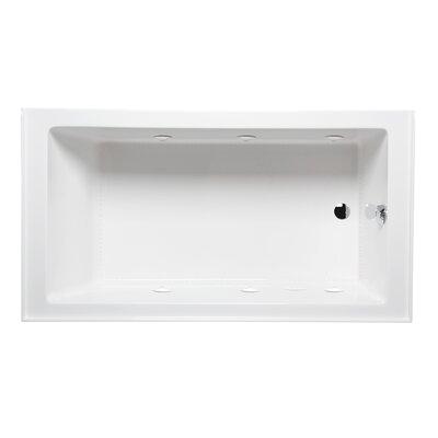 """60 X 30 Whirlpool Bathtub Americh Turo 60"""" X 30"""" Whirlpool Bathtub"""