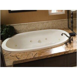 Hydro Systems Designer Alyssa 66 x 42 Soaking Bathtub ALY6642ATA L590 K HYDR1009 refid=BPA49 HYDR1009