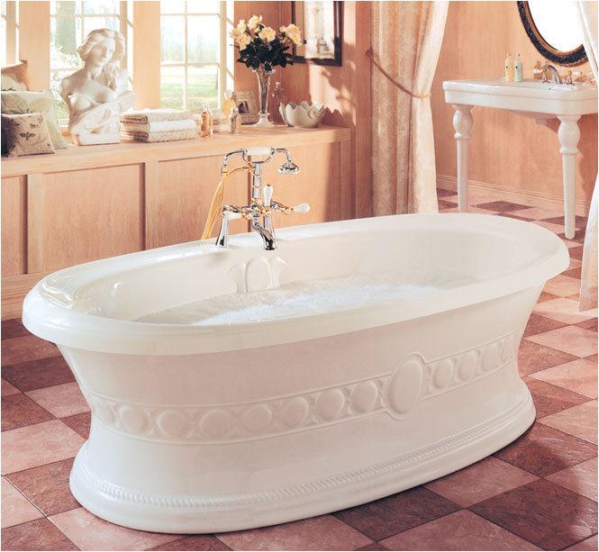 72 Freestanding Bathtub Neptune Ulysse Classic 72×38 Freestanding Bath Tub with