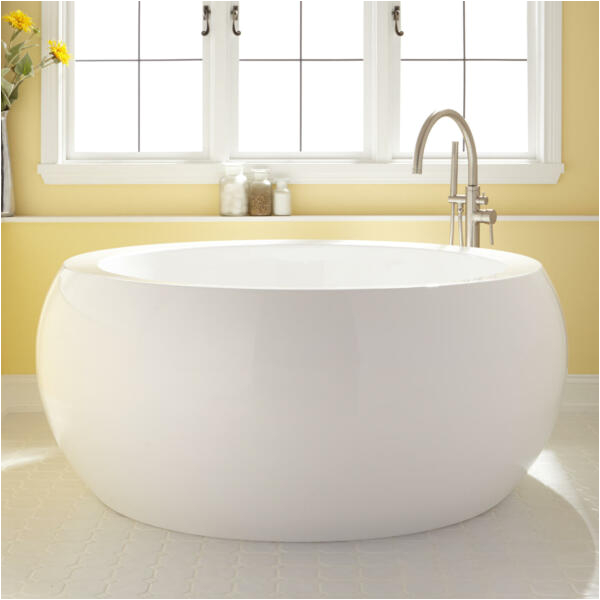 Acrylic Bathtubs for Sale 61 Arturi Round Acrylic soaking Tub for Sale Online